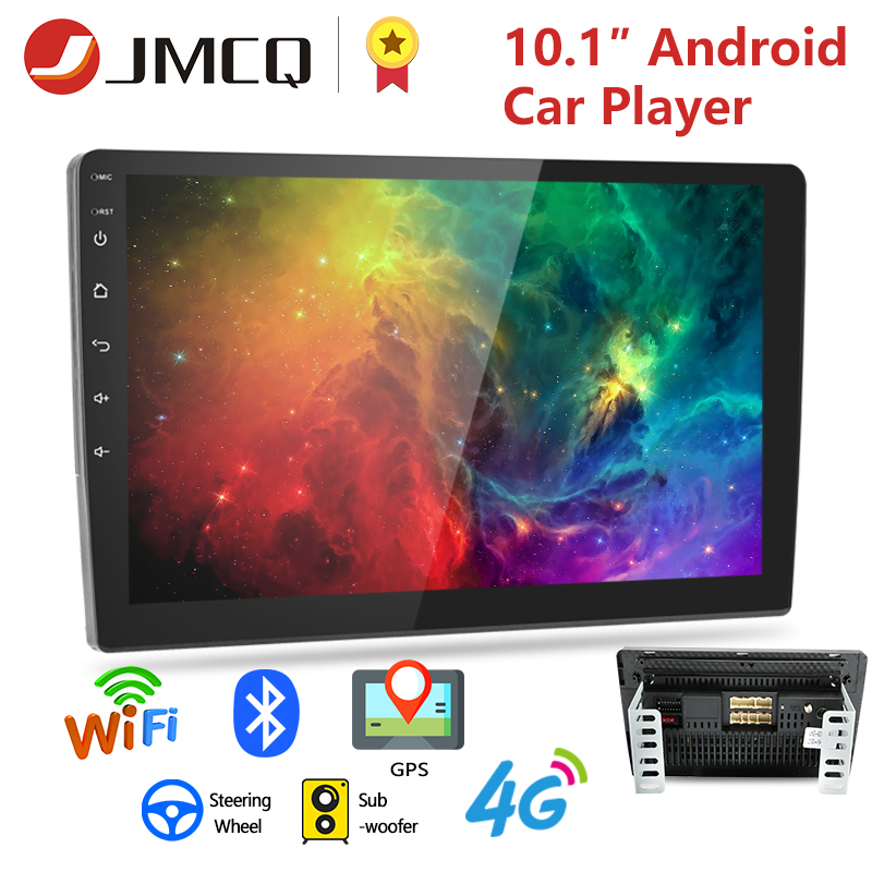"""2din Car Multimedia Player Radio 10.1/7"""" Inch Android 8.1 System Auto Stereo GPS Navigation Video Player No 2 Din For Universal"""