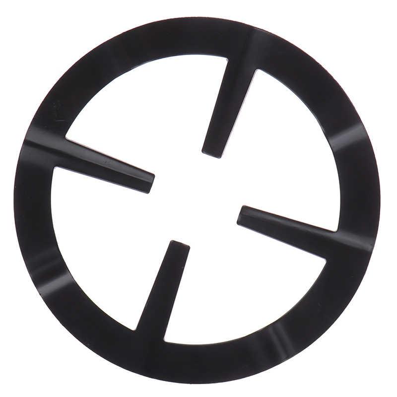 1pcs high quality Black Iron Gas Stove Cooker Plate Coffee Pot Stand Reducer Ring Holder Moka Pot Shelf