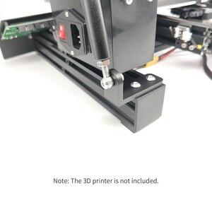 Image 4 - Детали для 3D принтера, опорный стержень, комплект из алюминиевого сплава, комплект тяги, совместим с оригинальными фотографиями, искусственными фотографиями