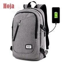 Модный мужской рюкзак для ноутбука с usb зарядкой, рюкзаки для компьютера, повседневные стильные сумки, большая мужская деловая дорожная сумка для мужчин