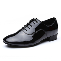 Big Size 38 45 Dance Shoes Men Modern Ballroom Low Heel Tango Latin Dancing Shoes Jazz Dance Practice Sneakers