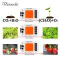 УФ полный спектр светодиодный светильник для выращивания растений лампы для комнатных растений рост рассады и рост цветов Fitolamp(20 Вт/30 Вт/50 В...
