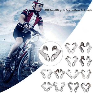 1PC 16 Styles Universal Rear Derailleur Hanger Frame Gear Tail Hook Parts Outdoor MTB Road Bicycle Racing Cycling Accessories