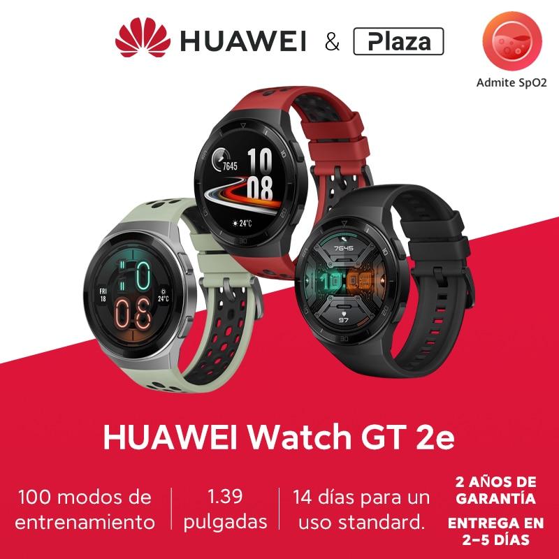 Huawei Watch GT 2E por 98 euros (-40% desc.)PLAZA
