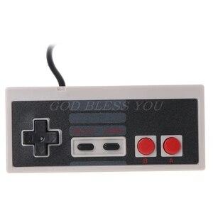 Image 3 - NES Retro PC USB 컨트롤러 MAC/Window Drop Shipping 용 클래식 플러그 앤 플레이