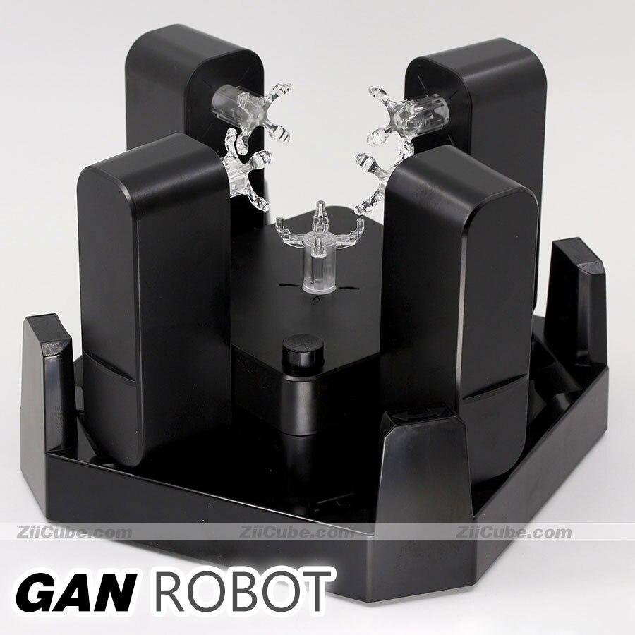 Cube magique puzzle GAN ROBOT Station App GAN 356 i 356xs aimants en ligne compétition réduction aide machine - 2