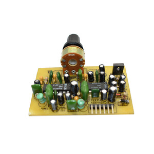 Image 2 - Схема шумоподавления Lusya LM1894, схема динамического шумоподавления DNR с потенциометром, G10 010