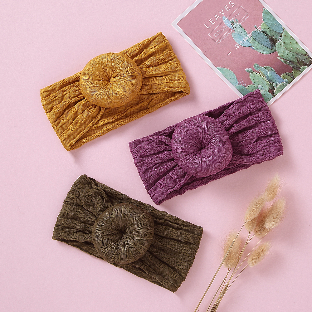Lot Baby Girls Hairband 10 Metres 20 mm Lace Elastic for Headbands Kid
