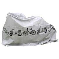 Waterdicht Motorfiets Cover Onderdak Regen UV Alle Weersomstandigheden Bescherming voor Bike Motor KH889-in Beschermende uitrusting van sport & Entertainment op