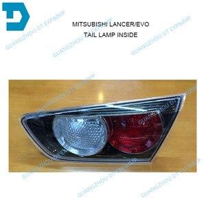 Image 4 - Inner Driver Side Tail Light For Lancer ex passenger side lamp for EVO 10 2007 2014 Tail Rear Brake black 2 version