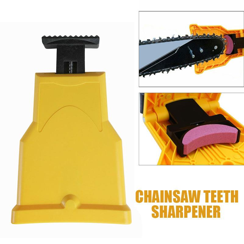 Practical Grinding Chain Tool Drill Grinder Portable Abrasive Chainsaw Teeth Sharpener Durable Hardware Tools Water Mill