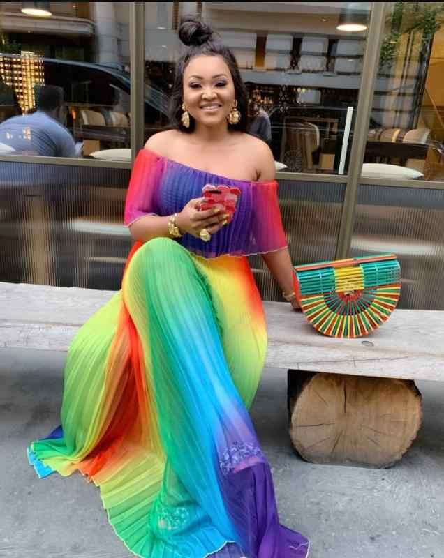 2019 חדש סגנון אפריקאי נשים בגדי דאשיקי אופנה הדפסת אלסטי בד ארוך שרוולים שמלת סופר J1850