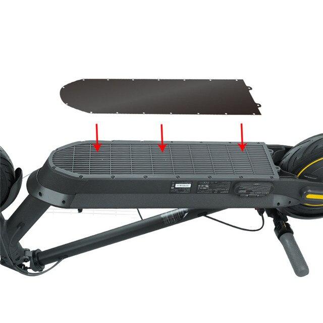 מגן כיסוי שריון מארז Ninebot מקס G30 חכם חשמלי קטנוע סוללה מגן כיסוי
