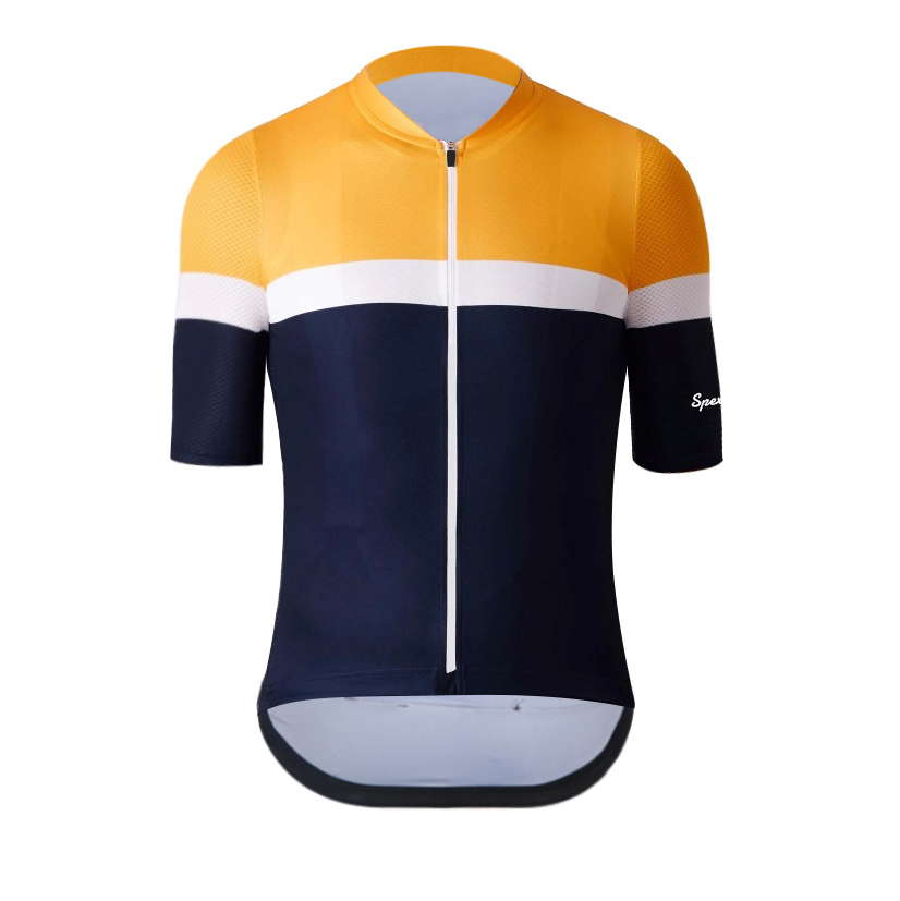 2019 SPEXCEL new classic race fit lightweight breathable fabric cycling jersey short sleeve road mtb good quality free shipping in Cycling Jerseys from Sports Entertainment