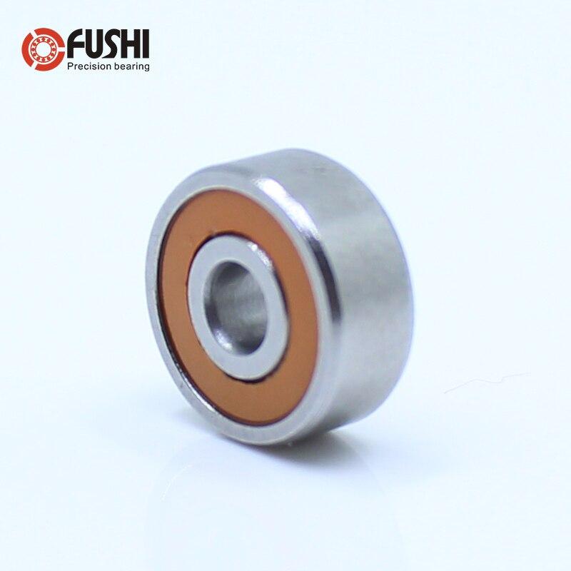5x11x5 mm SMR685C-2YS #5 NB2 Stainless Steel Ceramic Hybrid Radial Bearing