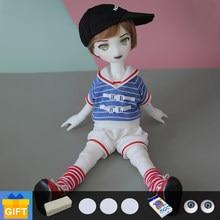 Shuga fada bjd boneca jiang 1/6 resina brinquedos para crianças presentes surpresa para meninas meninos aniversário yosd boneca bola articulada boneca