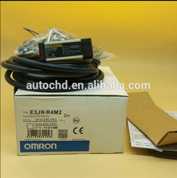 E3JM-R4M4T Omron Photoelectric sensors new original br200 ddtn autonics photoelectric sensors