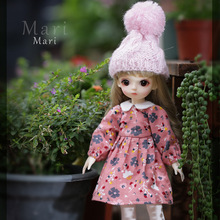 LCC Marie 1/6 BJD SD Girls Doll Suit Fullset Oueneifs Yosd Littlefee Resin Toys Free Eyes