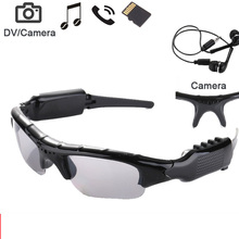 Digital Sunglasses Mini Camera with MP3 Player DV DVR Sport Recorder Camcorder Cam for Sport Driving Outdoor цена 2017