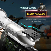 Get more info on the PUBG Mobile Cell Phone Game Controller Fire Button Key Gamepad Shooter Trigger