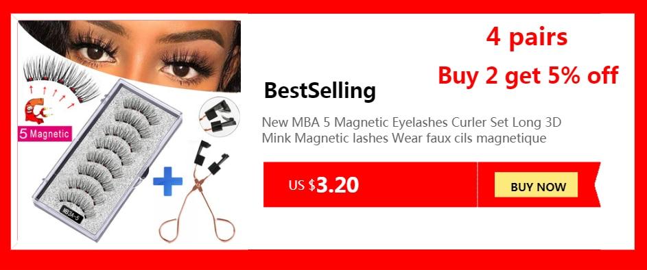 Ha634419d52484264932903a8eb1b94acD - MB Eyelashes Wholesale 40/50/100/200pcs 6D Mink Lashes Natural False Eyelashes Long Set faux cils Bulk Makeup wholesale lashes