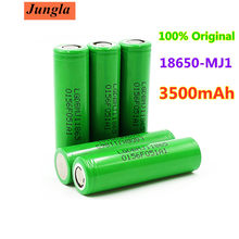 100% Original 3,7 v 3500mah INR18650 MJ1 18650 batterie akku INR18650MJ1 10A entladung für LG MJ1 lithium-batterie