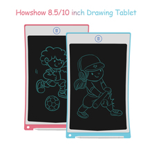 LCD Drawing Tablet Howshow 8.5 10 inch Digital Writing Graphic Handwriting Pad Electronic Board Stylus mesa digitalizadora