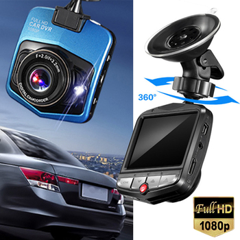 New Car Video Recorder DVR Camera Dashcam 2.4 inch Full HD 1080P Car DVR Video Driving Recorder Dash Cam Camera Accessories image