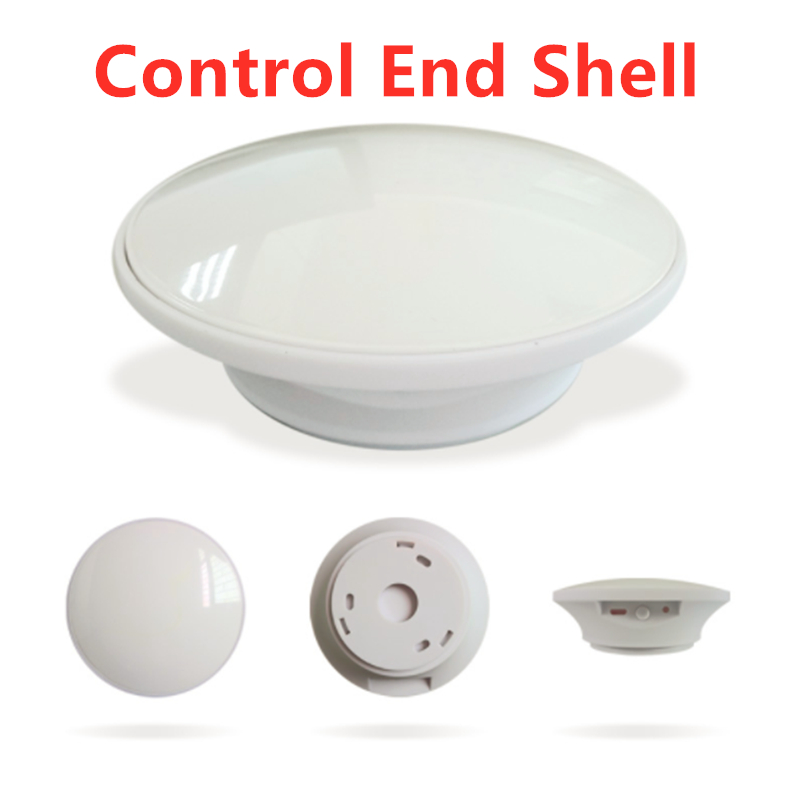 110*42mm Infrared Repeater Shell Smart Home Wireless Gateway IoT Control End Shell