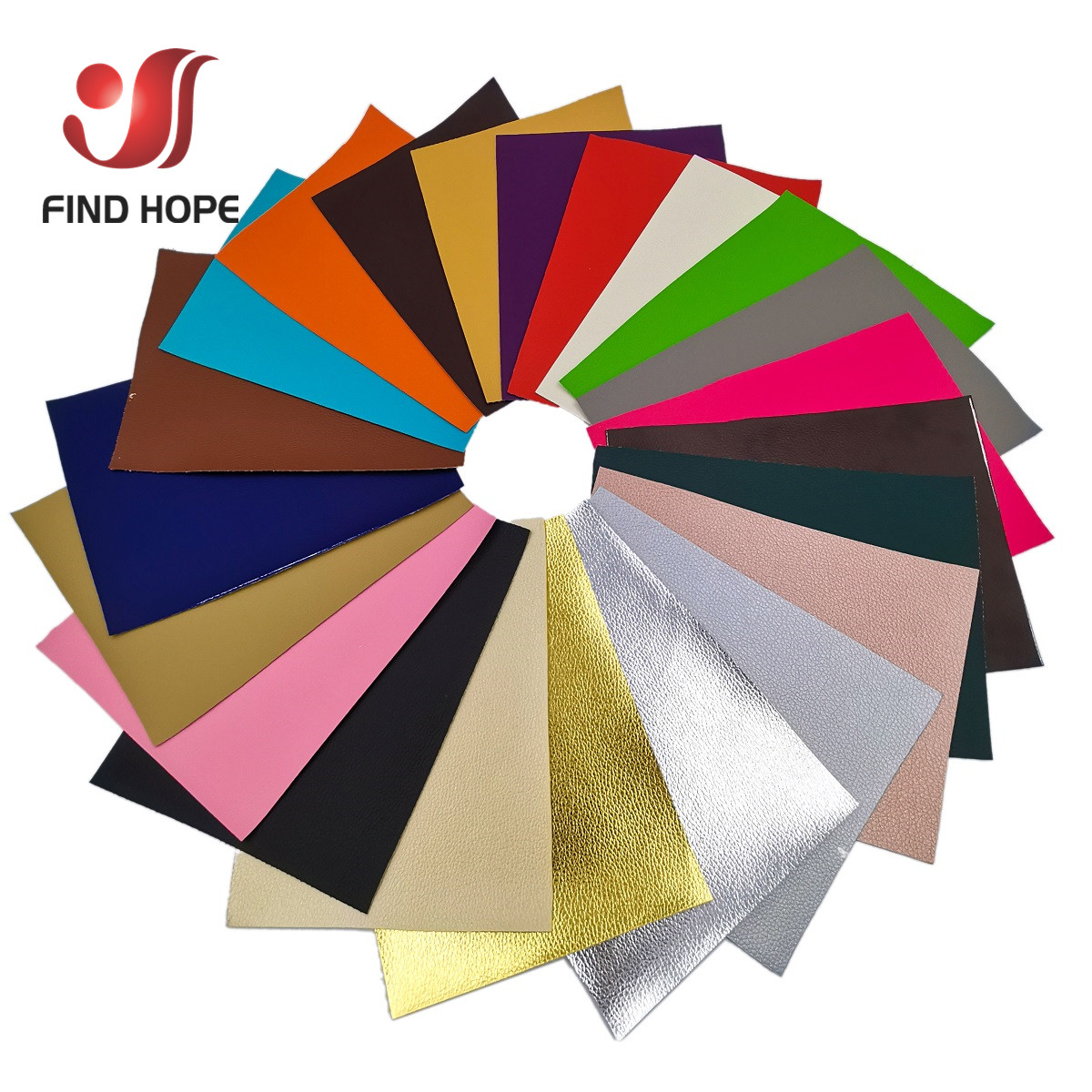 Litchi PU Leather Vinyl Fabric Faux Leatherette For Earring Sewing Clothing DIY Bow Decor Waterproof Handmade Material Roll