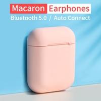 Nova i9000 i12 tws bluetooth fones de ouvido 1:1 detecção sensor inteligente sem fio do fone pop up pk i9s i200 i500 i9000 tws i100000 tws|Fones de ouvido| |  -