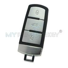 Умный Автомобильный ключ для vw volkswagen magotan passat cc