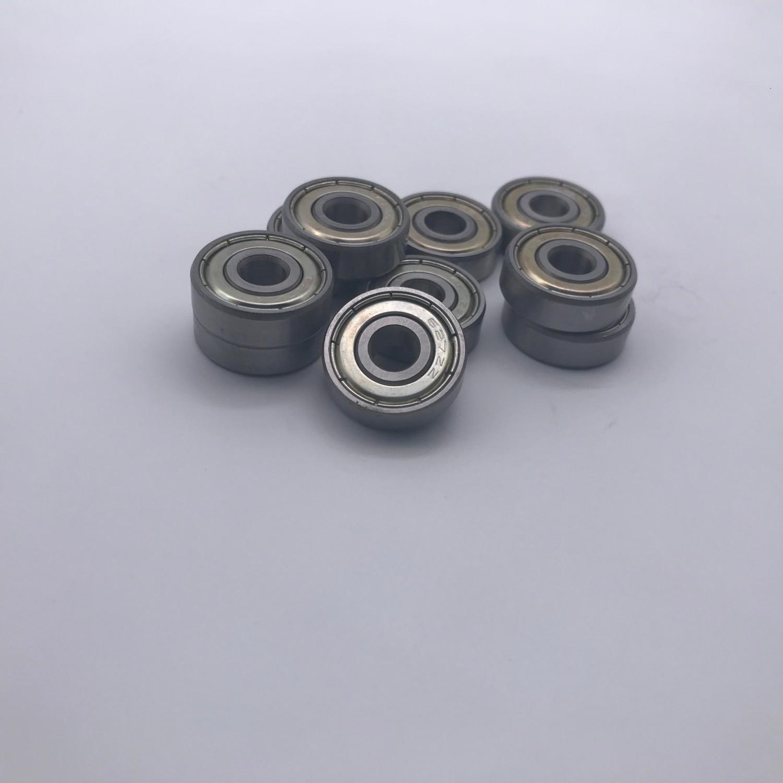 10pcs/lot 627ZZ 627 deep groove ball bearing 7x22x7 mm miniature bearing 7*22*7 bearing 6.35x22x7 6.35*22*7