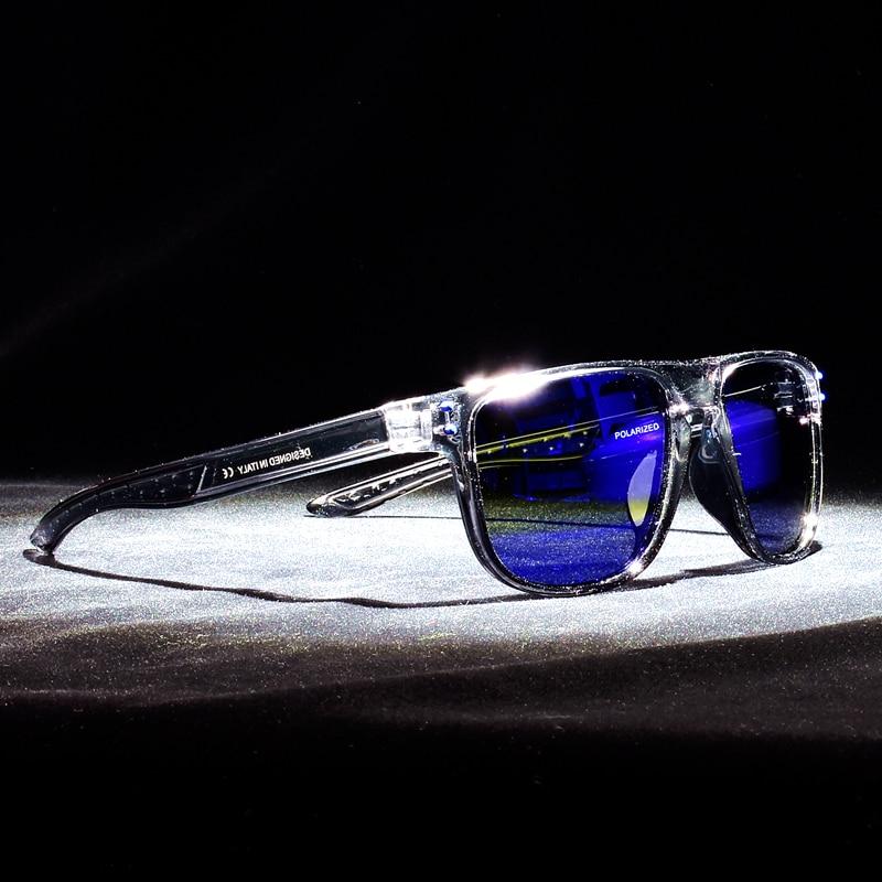 2019 nouveau Style hommes lunettes de soleil KDEAM marque lunettes de soleil polarisées hommes conception classique conduite miroir lunettes de soleil lunettes pour homme
