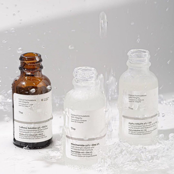 Hot 30ml The Ordinary Hyaluronic acid Peptide ampoule Serum For Anti Aging Face Serum Firming Anti Wrinkle Moisturizing skin car six peptide night daily essence 30ml face serum double repair skin serum facial anti aging hyaluronic acid anti wrinkle