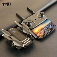 TYRC-Dron LS11 Pro con cámara 4K HD, WIFI, FPV, modo de retención alta, de regreso con una sola tecla, brazo plegable, Quadcopter RC, regalo para niños