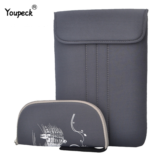 Laptop Bag For Macbook Air Pro 11,13,13.3,15,17.3 inch Laptop Sleeve Waterproof Notebook Case Protective Bag For Macbook Pro 13