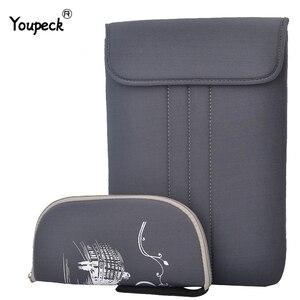 Image 1 - Pochette dordinateur pour Macbook Air Pro 11,13, 13.3, 15, 17.3 pouces pochette pour ordinateur portable étanche sacoche étui de protection pour Macbook Pro 13