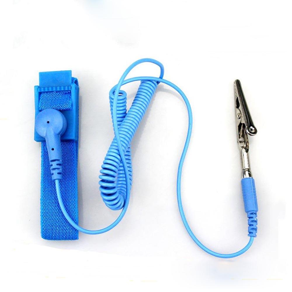 Adjustable Anti Static Bracelet Wrist Band Strap 9