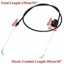 Запчасти газонокосилка дроссельная заслонка кабельный двигатель зональный контроль кабель для серии MTD