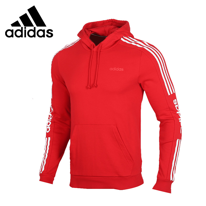 Original New Arrival  Adidas NEO M CE 3S HDY Men's Pullover Hoodies Sportswear