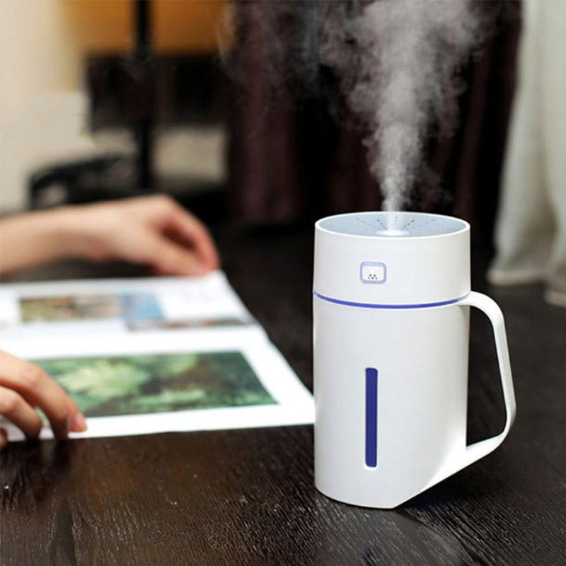 Ultrasonic Aromatherapy Diffusers Humidifier With 4 Hours Automatic Shut off|Humidifiers| |  - title=