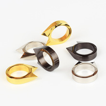 Finger-Weapons Punk-Rings-Protector Self-Defense-Ring Glass Breaking Survival Outdoor