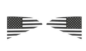 Image 2 - עבור שברולט קמארו 2017 2018 2019 2020 אחורי משולש חלון קישוט כיסוי לקצץ מדבקת סיבי פחמן אביזרי רכב