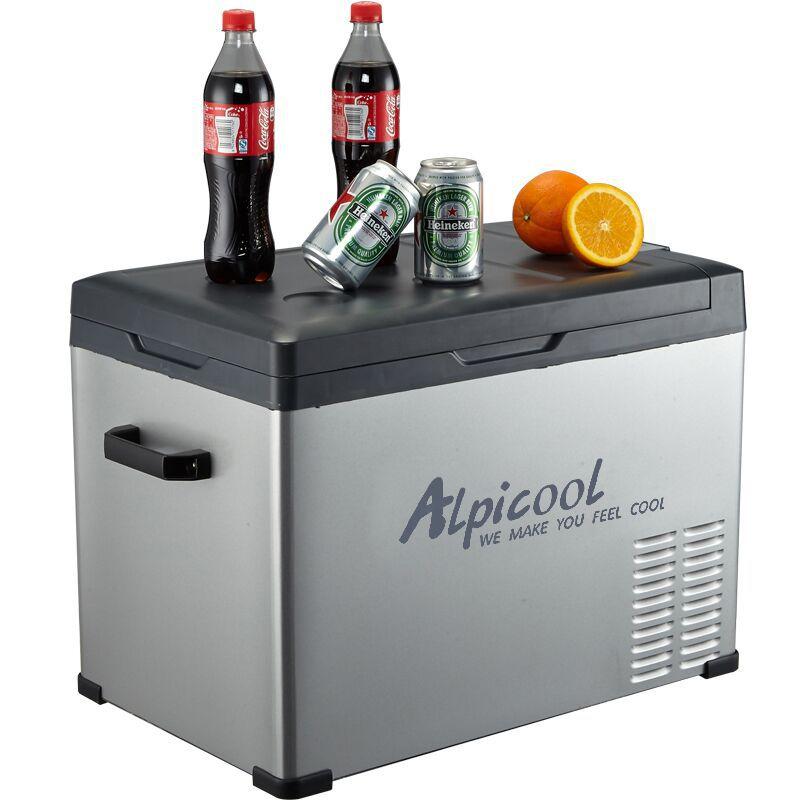 30/40/50L Авто ACDC12/24V Мини Портативный компрессор для пикника на открытом воздухе на колесах для путешествий и дома, автомобильный холодильник глубокая заморозка холодильник 4