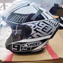 Sale 3 days price NEW Motorcycle helmet open face double lens X14 hat moto X fou