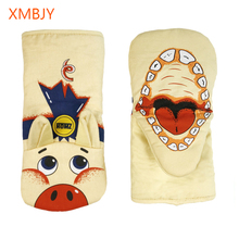 1 Piece Oven Glove Baking Glove Non-Slip Kitchen Oven Mitts Heat Resistant Oven Gloves for Cooking Baking BBQ Grilling leshp 1pc microwave oven gloves high temperature resistance non slip oven mitts heat insulation kitchen cooking grilling gloves
