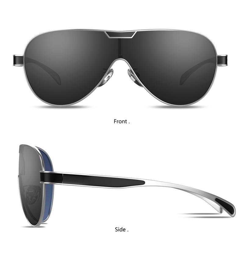 Ha637e30530ca4784b83c4c494bea289ba BARCUR Driving Polarized Sunglasses Men Brand Designer Sun glasses for Men Sports Eyewear lunette de soleil homme
