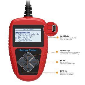 Image 2 - QUICKLYNKS BA101 Automotive 12V Vehicle Battery Tester BA101 Battery Tester