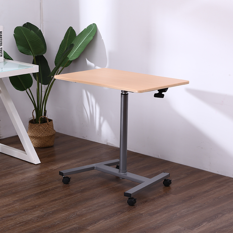 Stand-up Desk Bedside Lift Computer Desk Desktop Study Desk Notebook Mobile Lecture Work Desk